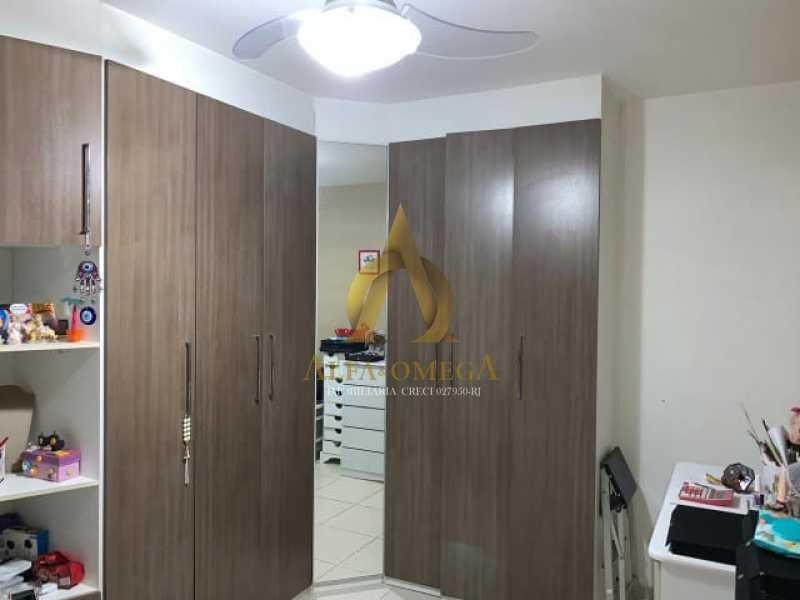 8 - Casa em Condomínio 3 quartos à venda Pechincha, Rio de Janeiro - R$ 495.000 - AOJ60147 - 6