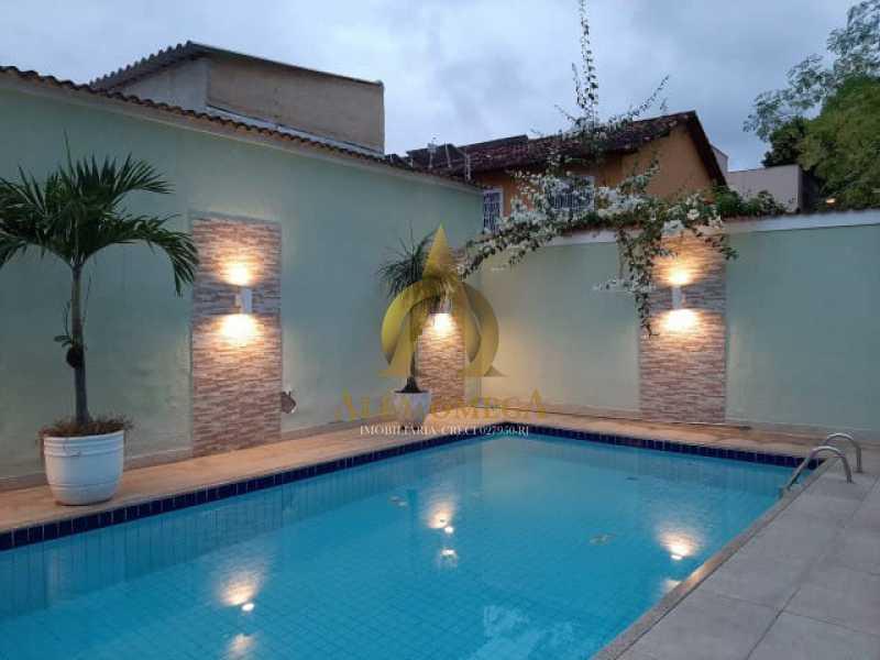 16 - Casa em Condomínio 3 quartos à venda Pechincha, Rio de Janeiro - R$ 495.000 - AOJ60147 - 19