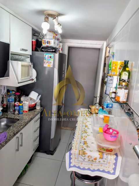 3 - Apartamento à venda Rua Baronesa,Praça Seca, Rio de Janeiro - R$ 175.000 - AOJ20247 - 13