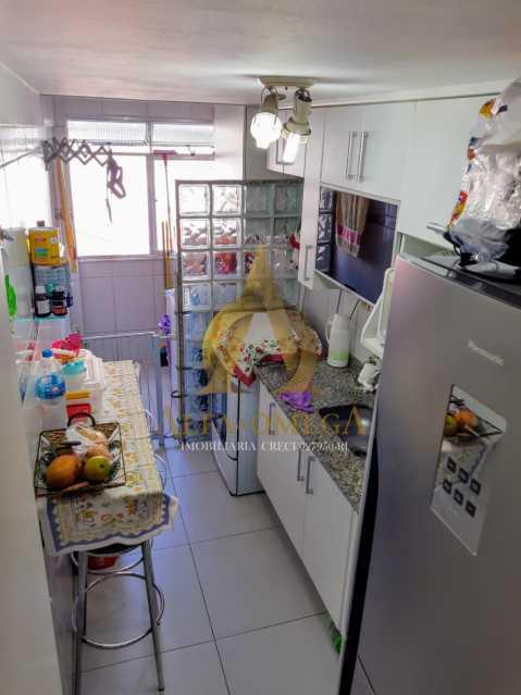 9 - Apartamento à venda Rua Baronesa,Praça Seca, Rio de Janeiro - R$ 175.000 - AOJ20247 - 15