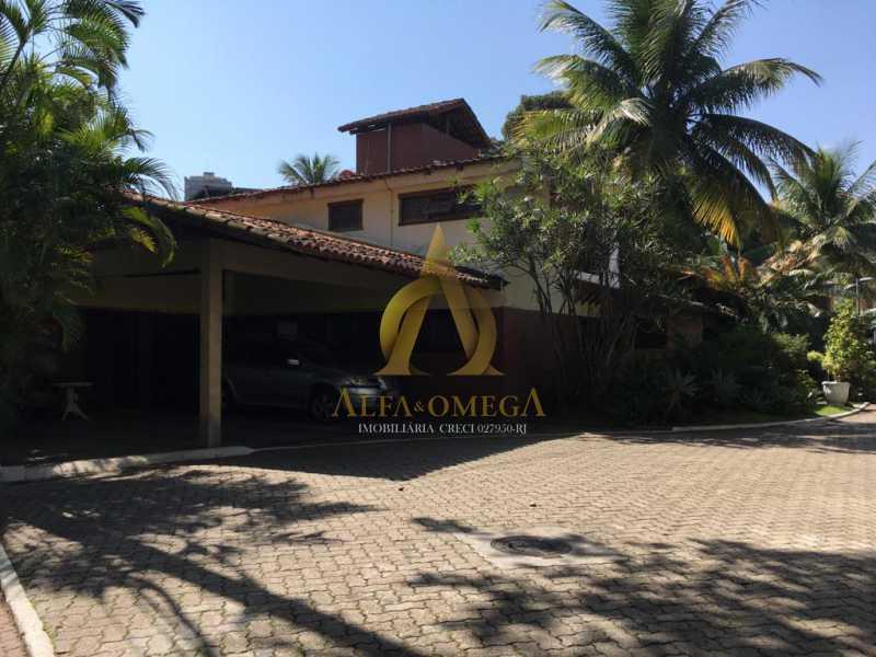 1 - Casa em Condomínio 4 quartos à venda Barra da Tijuca, Rio de Janeiro - R$ 4.200.000 - AOJC60140 - 21