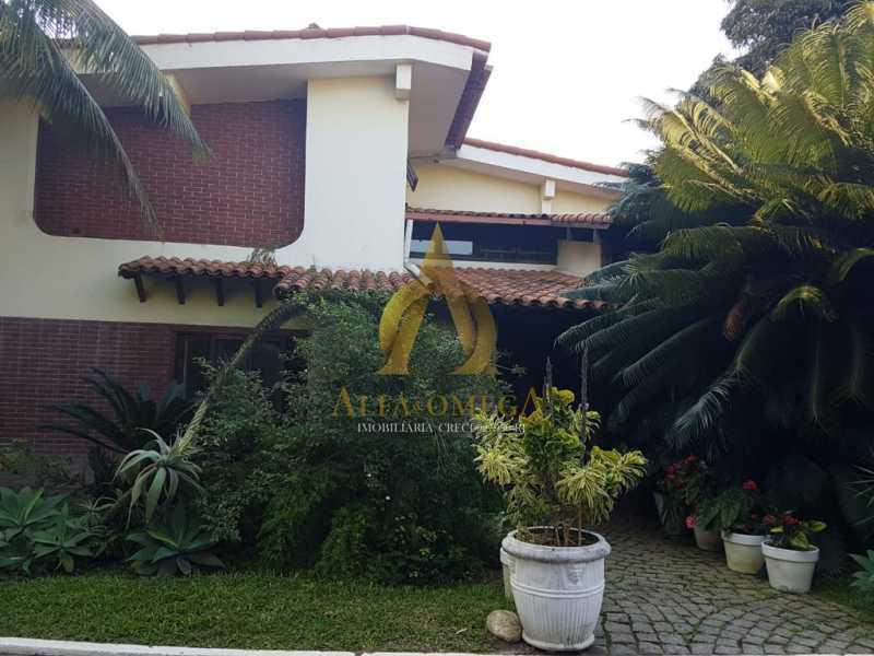 3 - Casa em Condomínio 4 quartos à venda Barra da Tijuca, Rio de Janeiro - R$ 4.200.000 - AOJC60140 - 19