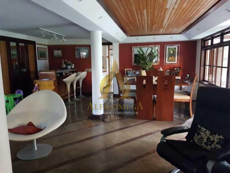 4 - Casa em Condomínio 4 quartos à venda Barra da Tijuca, Rio de Janeiro - R$ 4.200.000 - AOJC60140 - 1