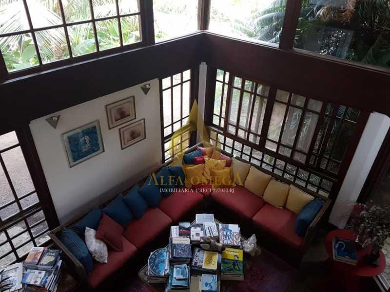5 - Casa em Condomínio 4 quartos à venda Barra da Tijuca, Rio de Janeiro - R$ 4.200.000 - AOJC60140 - 4