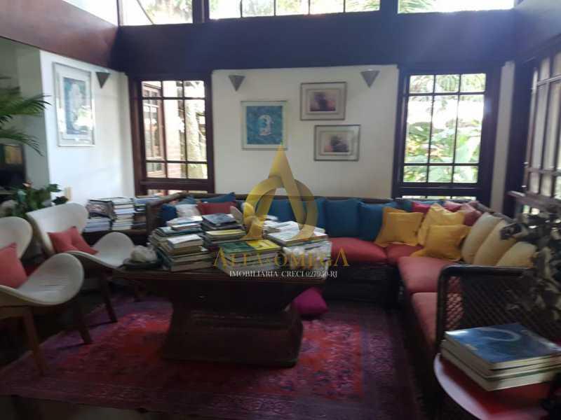 6 - Casa em Condomínio 4 quartos à venda Barra da Tijuca, Rio de Janeiro - R$ 4.200.000 - AOJC60140 - 5
