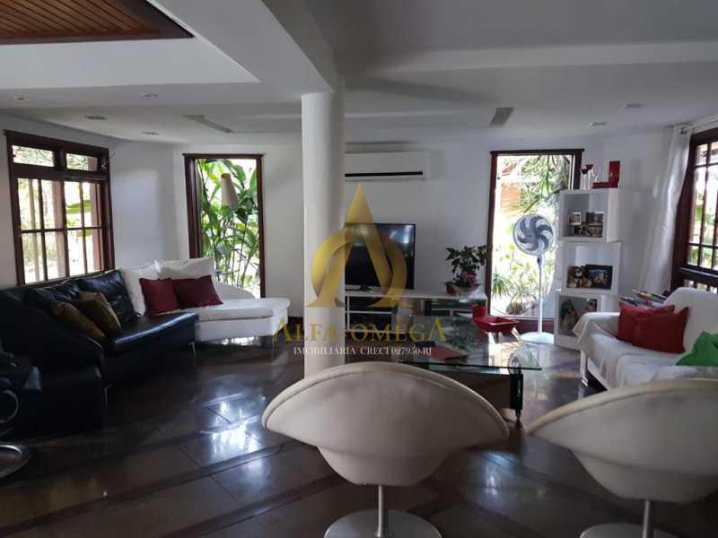 7 - Casa em Condomínio 4 quartos à venda Barra da Tijuca, Rio de Janeiro - R$ 4.200.000 - AOJC60140 - 3