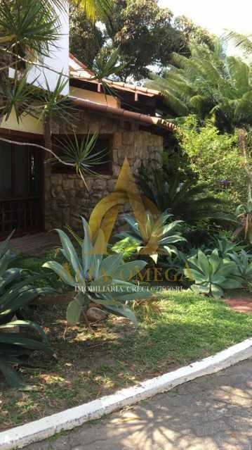 8 - Casa em Condomínio 4 quartos à venda Barra da Tijuca, Rio de Janeiro - R$ 4.200.000 - AOJC60140 - 20