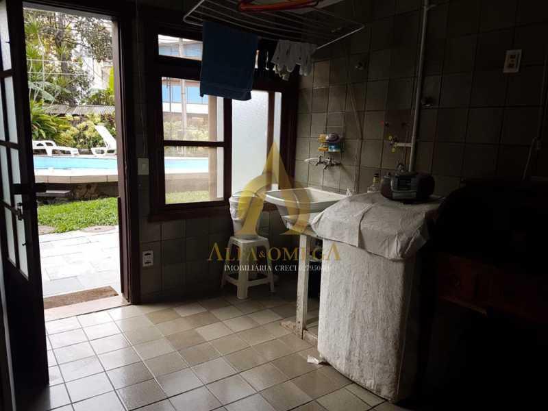 10 - Casa em Condomínio 4 quartos à venda Barra da Tijuca, Rio de Janeiro - R$ 4.200.000 - AOJC60140 - 17
