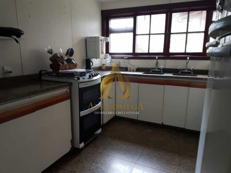11 - Casa em Condomínio 4 quartos à venda Barra da Tijuca, Rio de Janeiro - R$ 4.200.000 - AOJC60140 - 15
