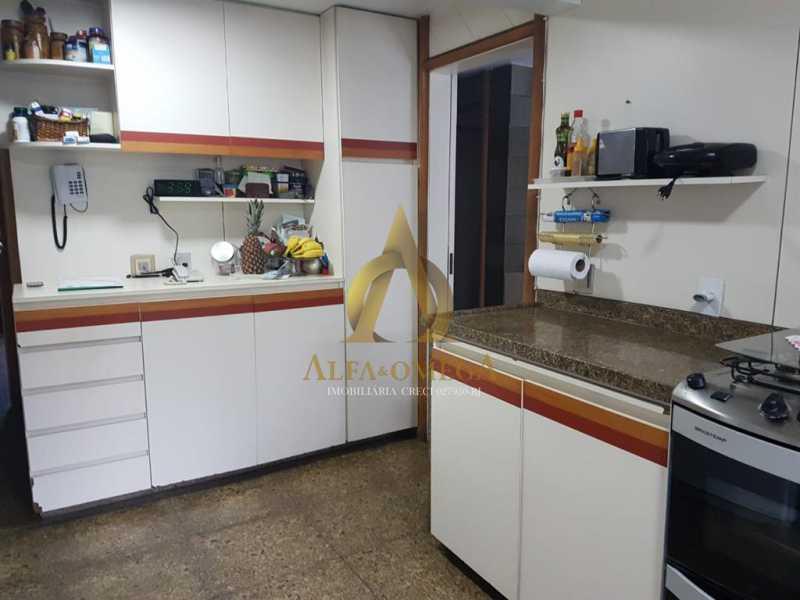 13 - Casa em Condomínio 4 quartos à venda Barra da Tijuca, Rio de Janeiro - R$ 4.200.000 - AOJC60140 - 16