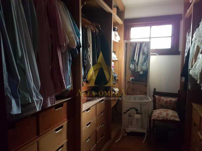 15 - Casa em Condomínio 4 quartos à venda Barra da Tijuca, Rio de Janeiro - R$ 4.200.000 - AOJC60140 - 10