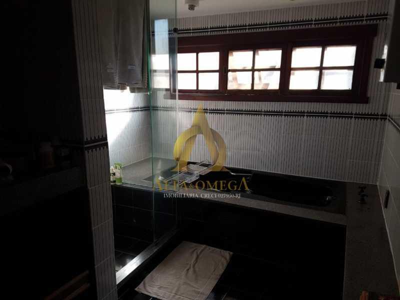 19 - Casa em Condomínio 4 quartos à venda Barra da Tijuca, Rio de Janeiro - R$ 4.200.000 - AOJC60140 - 13