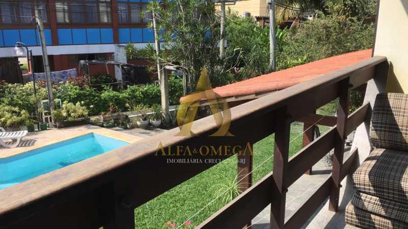 20 - Casa em Condomínio 4 quartos à venda Barra da Tijuca, Rio de Janeiro - R$ 4.200.000 - AOJC60140 - 7