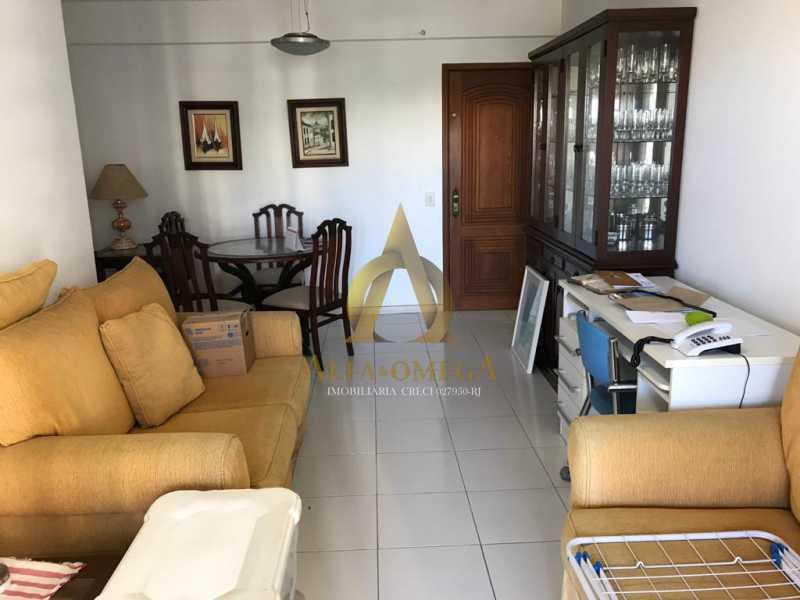 1 - Apartamento 2 quartos à venda Barra da Tijuca, Rio de Janeiro - R$ 890.000 - AO20449 - 5