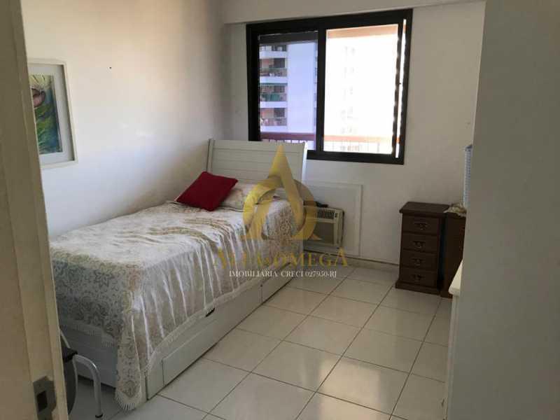 3 - Apartamento 2 quartos à venda Barra da Tijuca, Rio de Janeiro - R$ 890.000 - AO20449 - 10