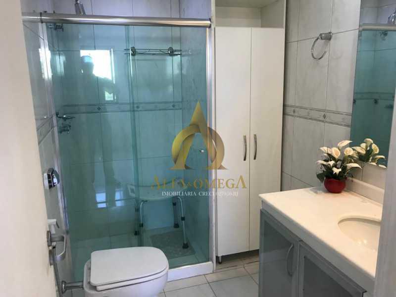 5 - Apartamento 2 quartos à venda Barra da Tijuca, Rio de Janeiro - R$ 890.000 - AO20449 - 11