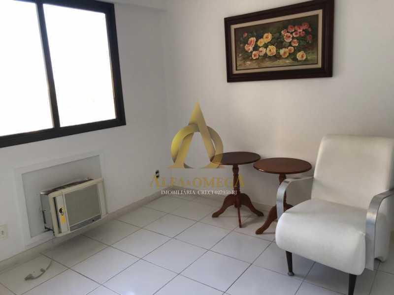 7 - Apartamento 2 quartos à venda Barra da Tijuca, Rio de Janeiro - R$ 890.000 - AO20449 - 8