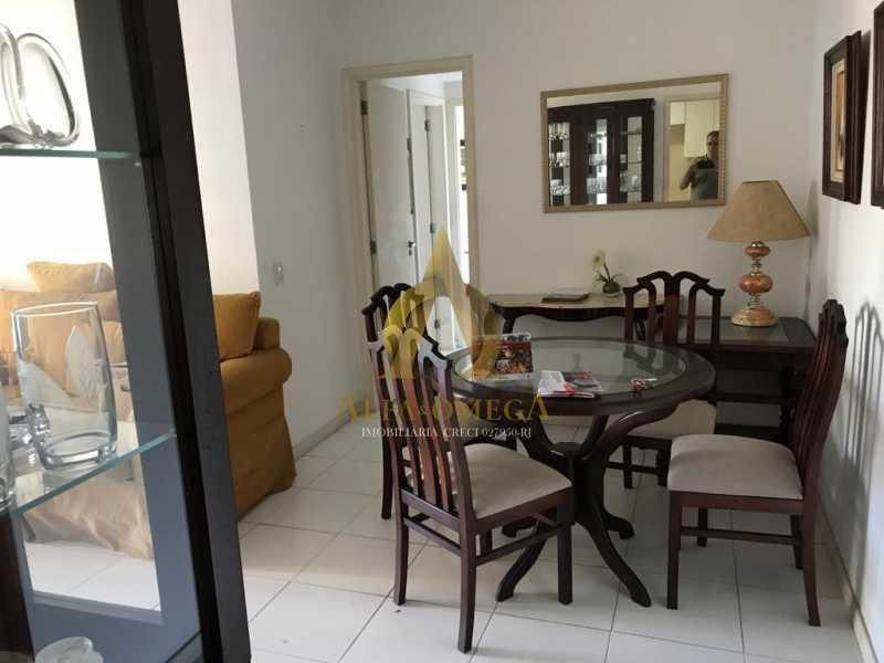 11 - Apartamento 2 quartos à venda Barra da Tijuca, Rio de Janeiro - R$ 890.000 - AO20449 - 6