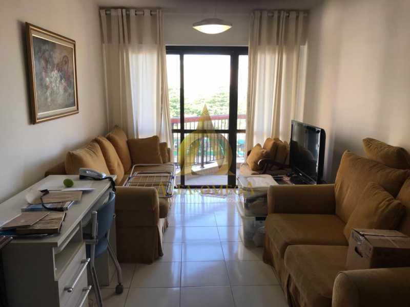 14 - Apartamento 2 quartos à venda Barra da Tijuca, Rio de Janeiro - R$ 890.000 - AO20449 - 1