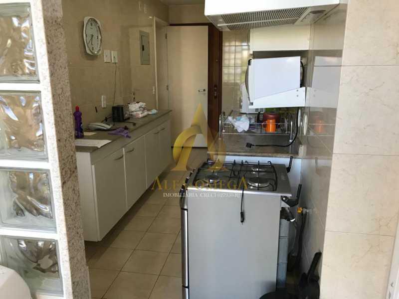 17 - Apartamento 2 quartos à venda Barra da Tijuca, Rio de Janeiro - R$ 890.000 - AO20449 - 14