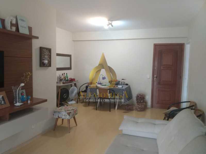 2 - Apartamento 2 quartos à venda Barra da Tijuca, Rio de Janeiro - R$ 890.000 - AO20452 - 4