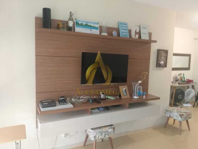 4 - Apartamento 2 quartos à venda Barra da Tijuca, Rio de Janeiro - R$ 890.000 - AO20452 - 5