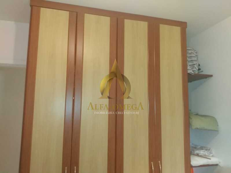 8 - Apartamento 2 quartos à venda Barra da Tijuca, Rio de Janeiro - R$ 890.000 - AO20452 - 10