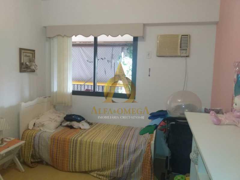 12 - Apartamento 2 quartos à venda Barra da Tijuca, Rio de Janeiro - R$ 890.000 - AO20452 - 9