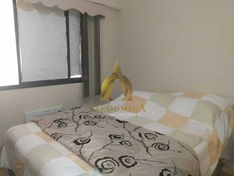 15 - Apartamento 2 quartos à venda Barra da Tijuca, Rio de Janeiro - R$ 890.000 - AO20452 - 7