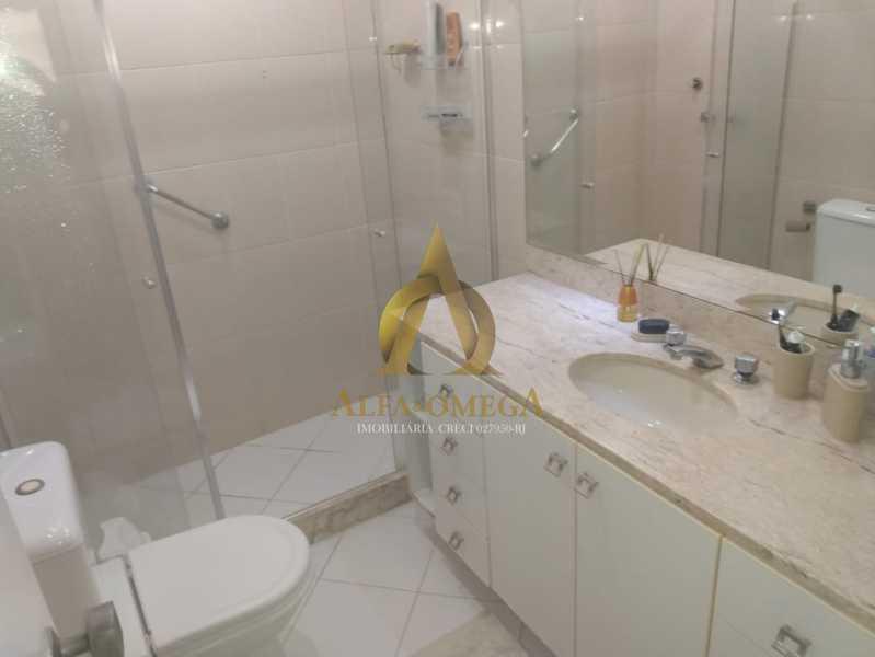 17 - Apartamento 2 quartos à venda Barra da Tijuca, Rio de Janeiro - R$ 890.000 - AO20452 - 13