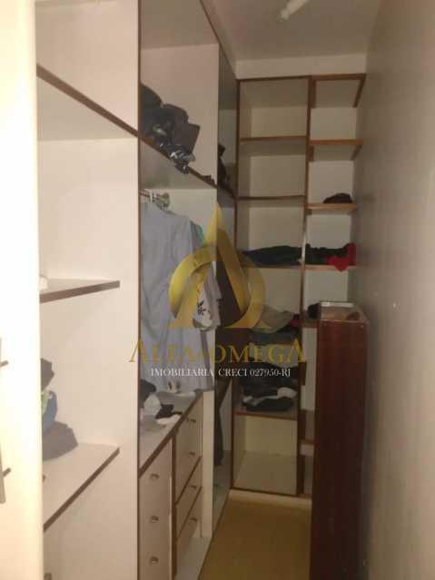 21 - Apartamento 2 quartos à venda Barra da Tijuca, Rio de Janeiro - R$ 890.000 - AO20452 - 8