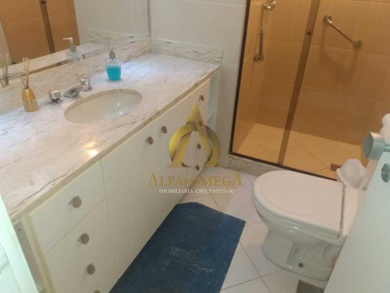 22 - Apartamento 2 quartos à venda Barra da Tijuca, Rio de Janeiro - R$ 890.000 - AO20452 - 15