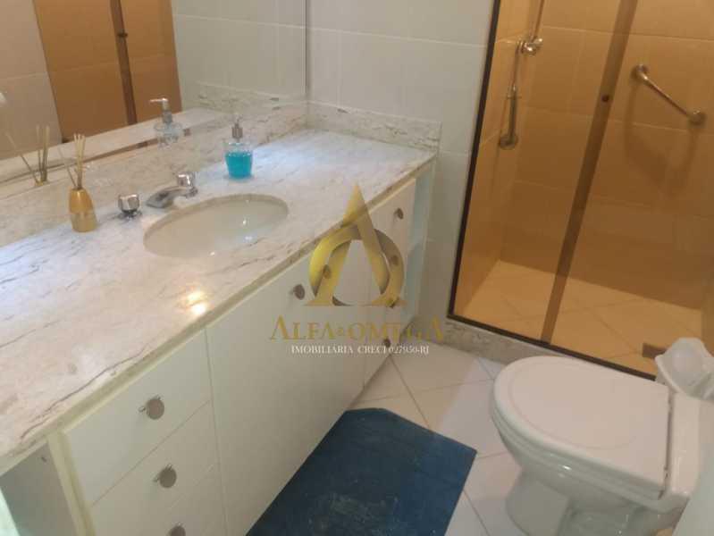 23 - Apartamento 2 quartos à venda Barra da Tijuca, Rio de Janeiro - R$ 890.000 - AO20452 - 16