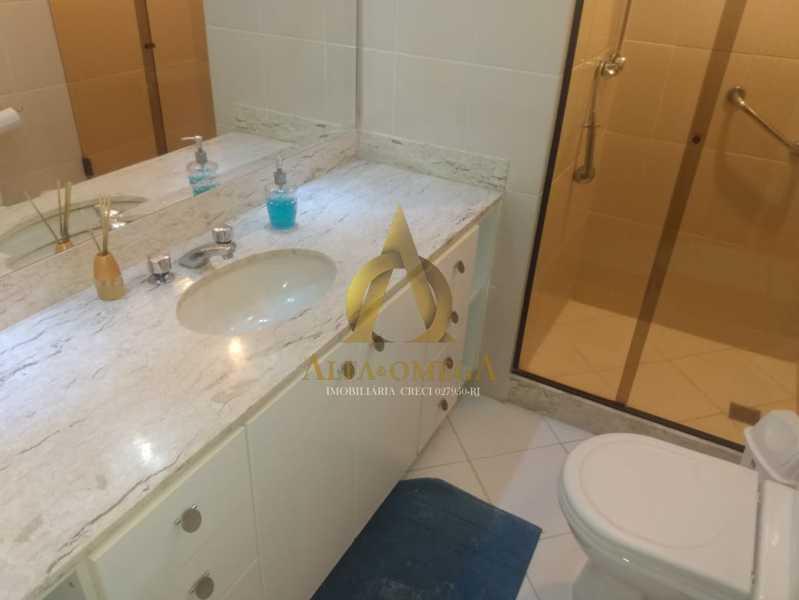 24 - Apartamento 2 quartos à venda Barra da Tijuca, Rio de Janeiro - R$ 890.000 - AO20452 - 17