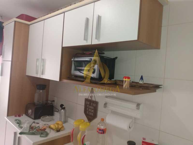 29 - Apartamento 2 quartos à venda Barra da Tijuca, Rio de Janeiro - R$ 890.000 - AO20452 - 19