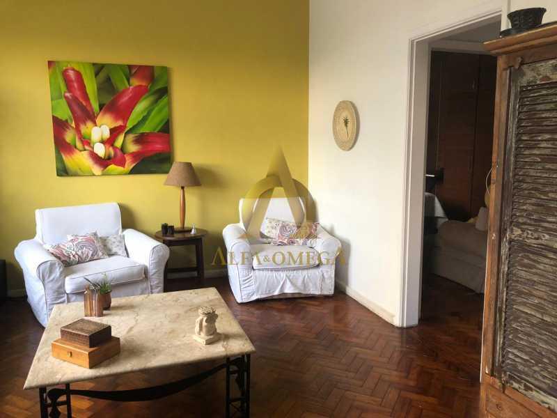 9 - Apartamento 4 quartos à venda Botafogo, Rio de Janeiro - R$ 1.680.000 - AO40071 - 3