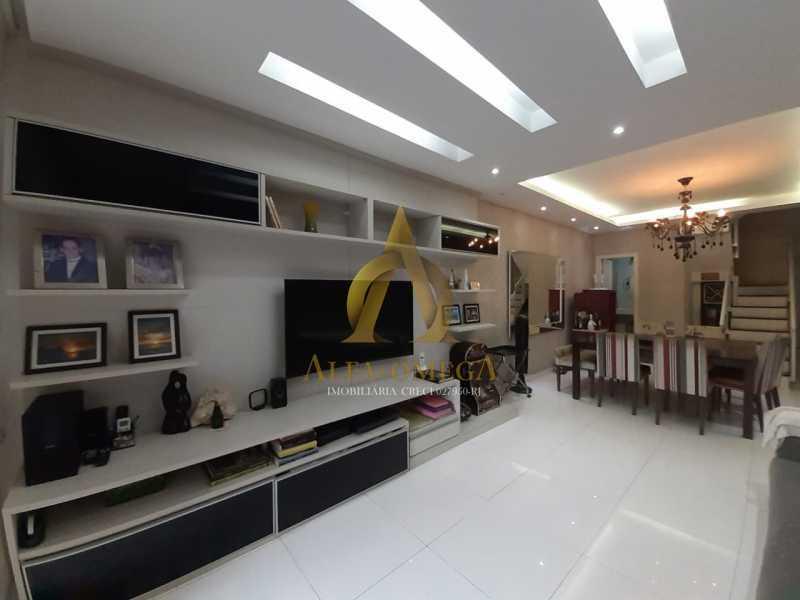 1 - Cobertura 4 quartos à venda Barra da Tijuca, Rio de Janeiro - R$ 1.740.000 - AO50123 - 1