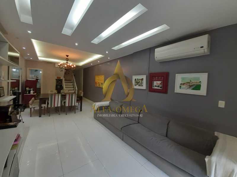 3 - Cobertura 4 quartos à venda Barra da Tijuca, Rio de Janeiro - R$ 1.740.000 - AO50123 - 3