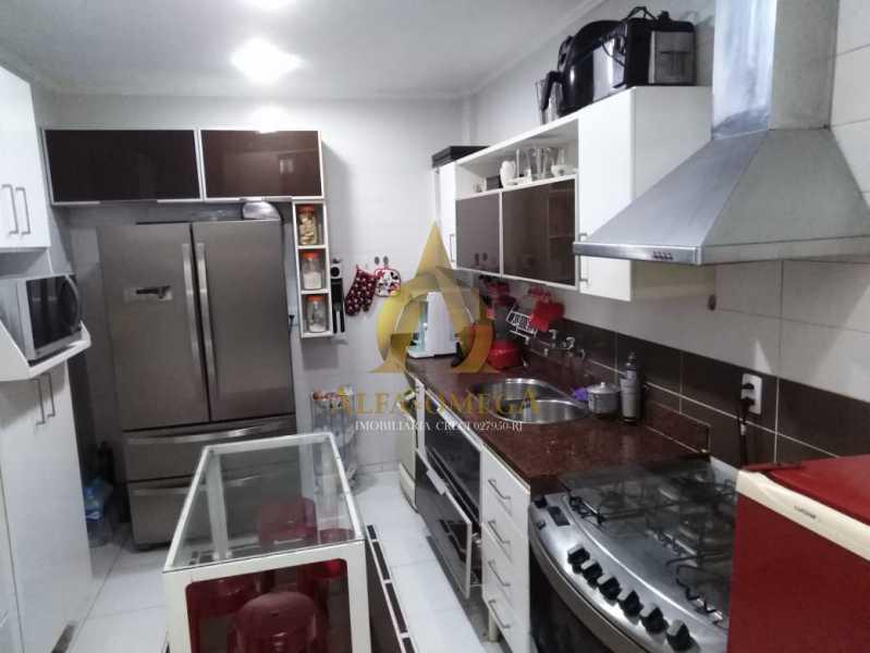4 - Cobertura 4 quartos à venda Barra da Tijuca, Rio de Janeiro - R$ 1.740.000 - AO50123 - 15