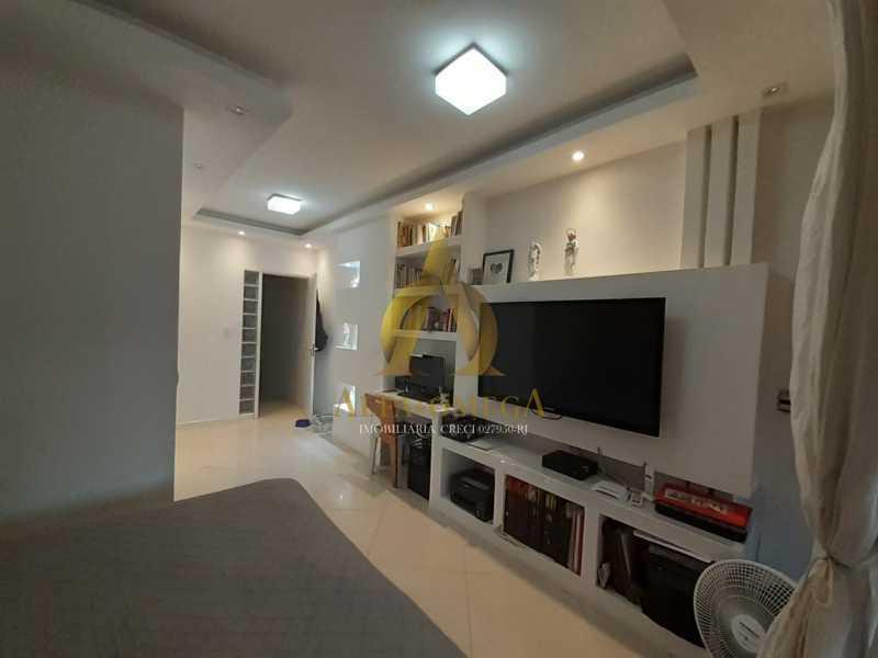 8 - Cobertura 4 quartos à venda Barra da Tijuca, Rio de Janeiro - R$ 1.740.000 - AO50123 - 5