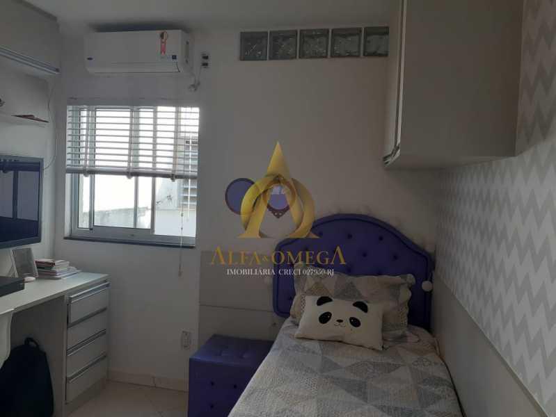 11 - Cobertura 4 quartos à venda Barra da Tijuca, Rio de Janeiro - R$ 1.740.000 - AO50123 - 12