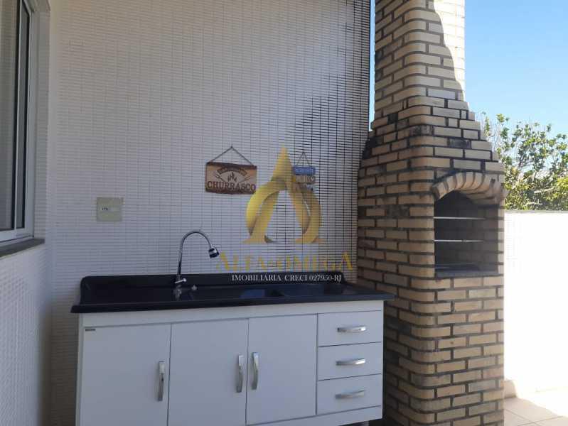 15 - Cobertura 4 quartos à venda Barra da Tijuca, Rio de Janeiro - R$ 1.740.000 - AO50123 - 17