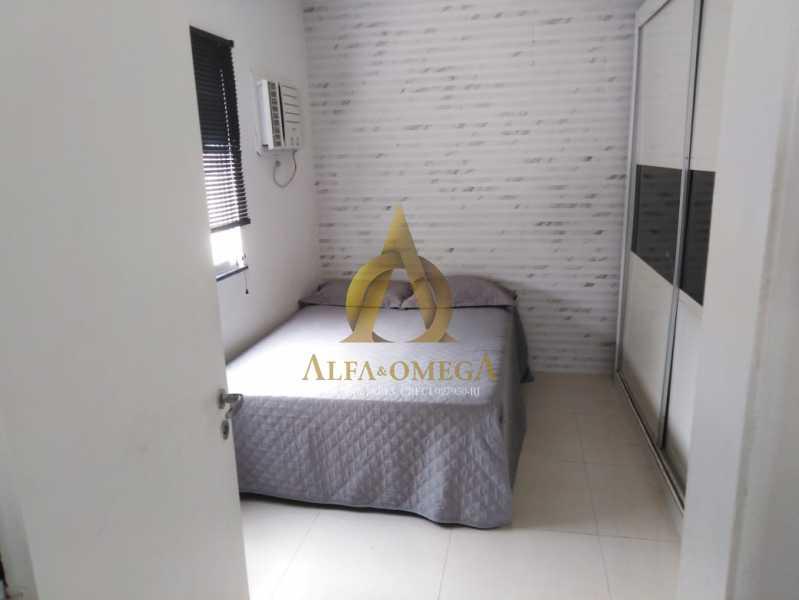 17 - Cobertura 4 quartos à venda Barra da Tijuca, Rio de Janeiro - R$ 1.740.000 - AO50123 - 9