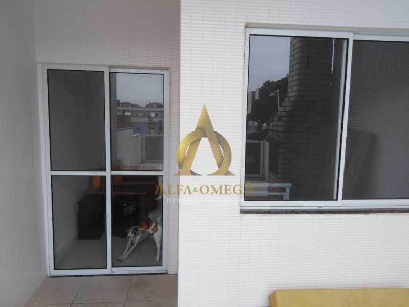 18 - Cobertura 4 quartos à venda Barra da Tijuca, Rio de Janeiro - R$ 1.740.000 - AO50123 - 18