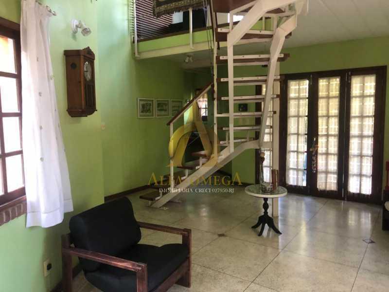 4 - Casa em Condomínio 2 quartos à venda Itanhangá, Rio de Janeiro - R$ 730.000 - SF60162 - 6