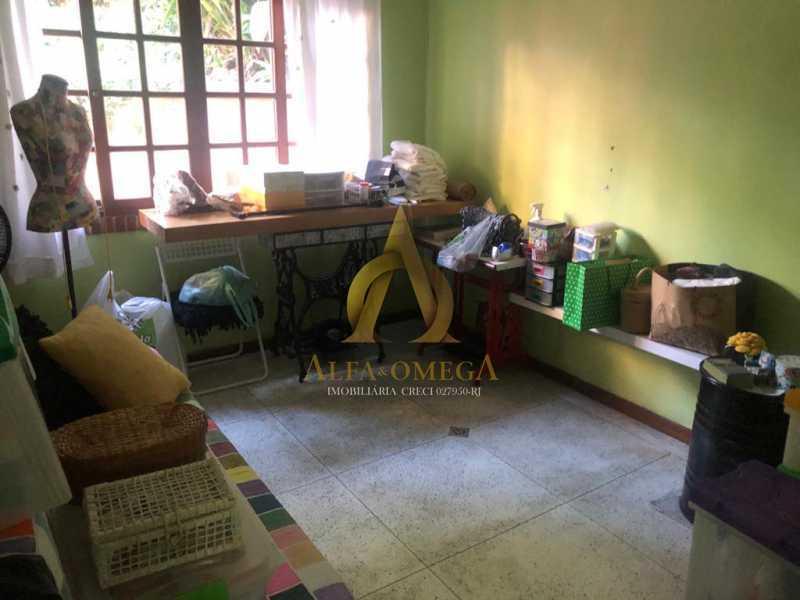 6 - Casa em Condomínio 2 quartos à venda Itanhangá, Rio de Janeiro - R$ 730.000 - SF60162 - 10