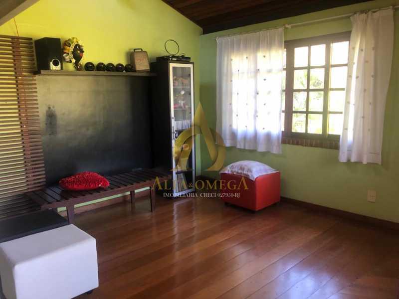12 - Casa em Condomínio 2 quartos à venda Itanhangá, Rio de Janeiro - R$ 730.000 - SF60162 - 8