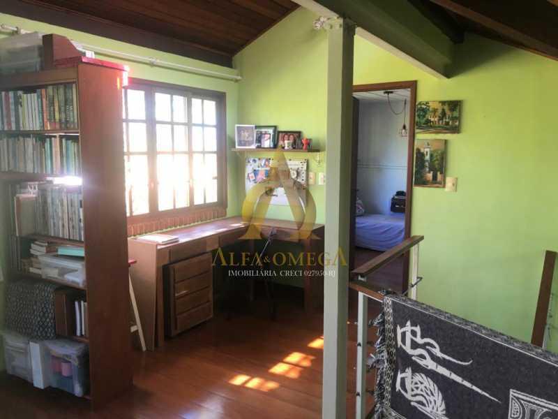 14 - Casa em Condomínio 2 quartos à venda Itanhangá, Rio de Janeiro - R$ 730.000 - SF60162 - 17