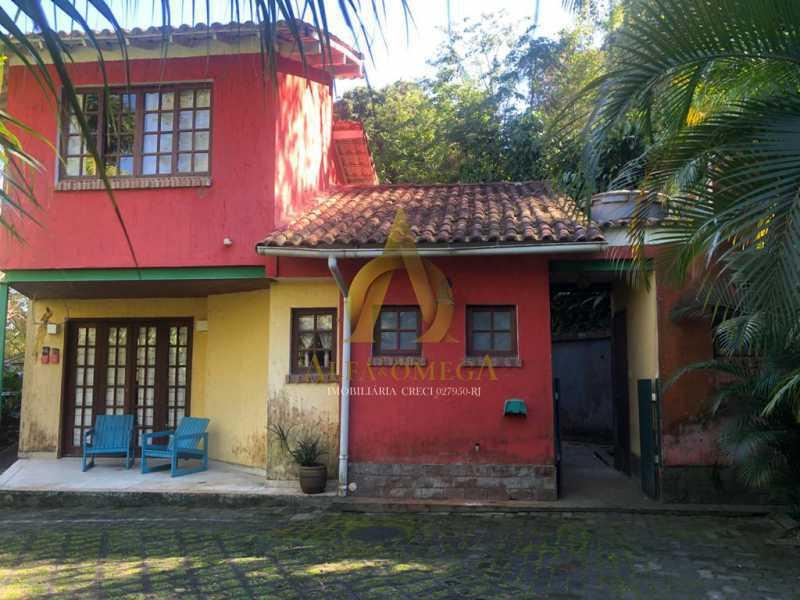 25 - Casa em Condomínio 2 quartos à venda Itanhangá, Rio de Janeiro - R$ 730.000 - SF60162 - 1