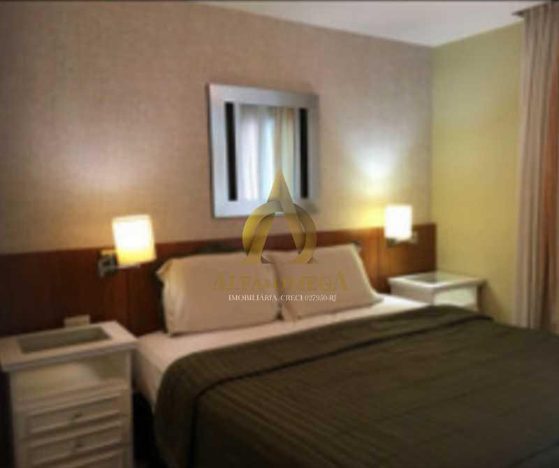 2 - Apartamento 1 quarto à venda Barra da Tijuca, Rio de Janeiro - R$ 690.000 - AO10255 - 5
